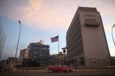Image result for Havana to investigate 'symptoms' found on U.S. Diplomats