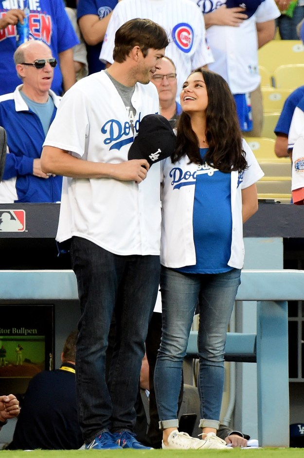Nine months ago, Ashton Kutcher and Mila Kunis welcomed their son Dimitri Kutcher into the world and increased their stake as ultimate GOALS.