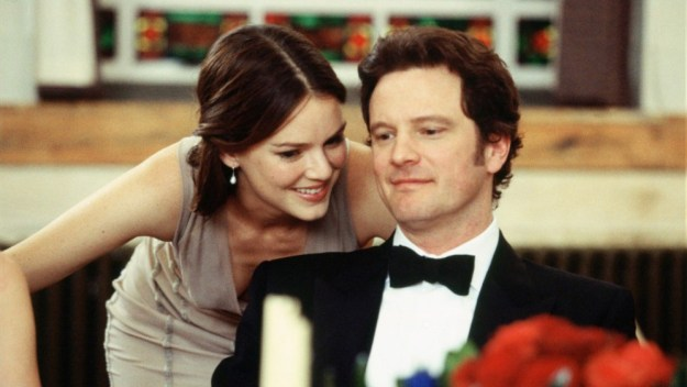 But, guys, have you seen young Colin Firth? I'm not talking, like, Bridget Jones's Diary Colin Firth.