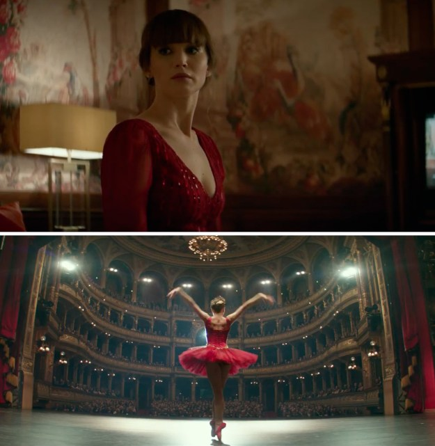 Based on the Red Sparrow Trilogy books by Jason Matthews, Lawrence plays Dominika Egorova, a former ballerina who suffers a career-ending injury.