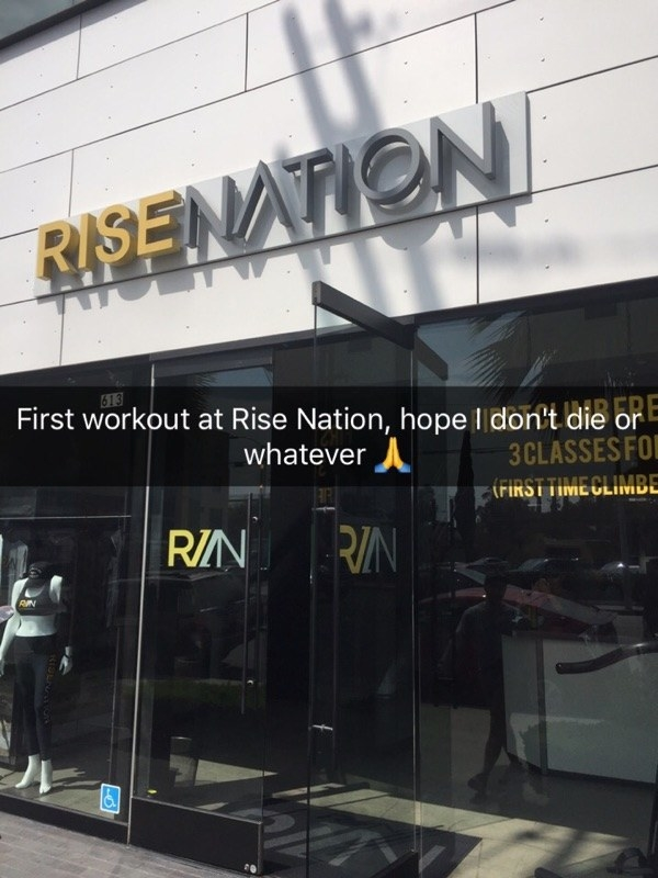 I'm intrigued by a good old-fashioned celebrity endorsement, so I decided I wanted to try out Rise Nation for a week to see what it was all about.