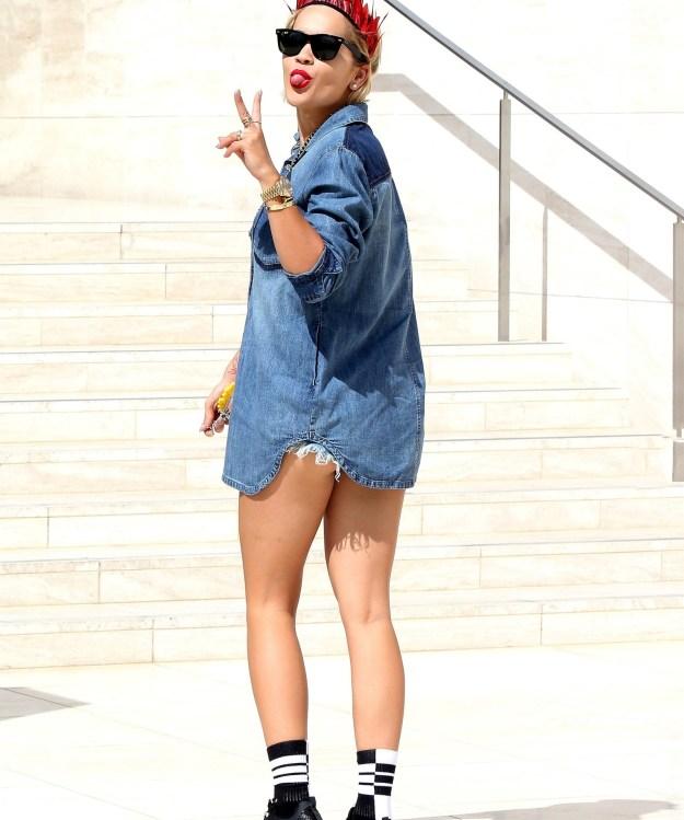 Rita Ora's