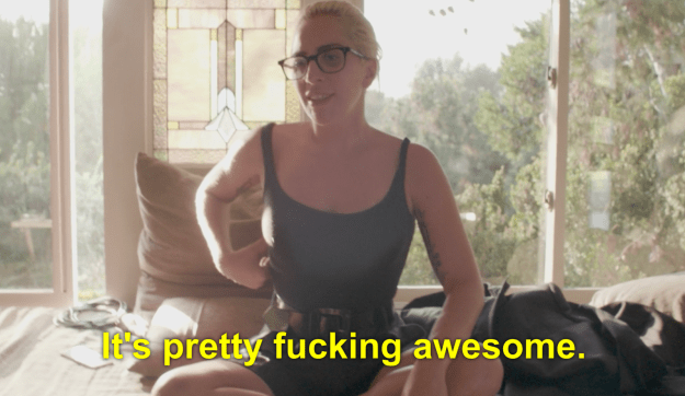 The new Netflix documentary Gaga: Five Foot Two, which chronicles eight months of Lady Gaga's life, is full of candid moments.