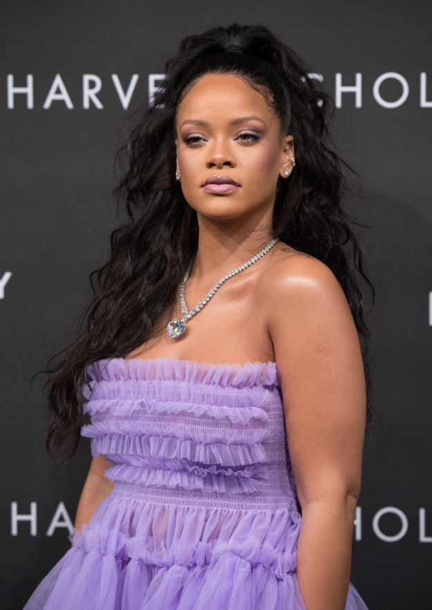 Three words: Rihanna. Icon. PERIOD.
