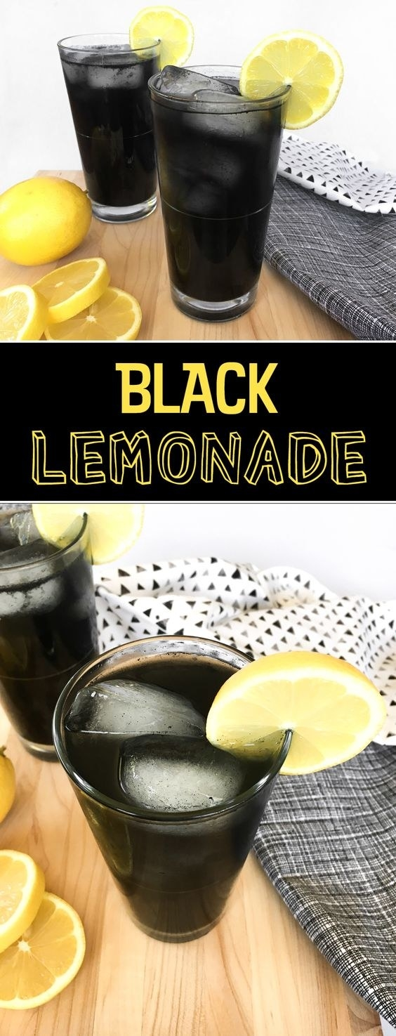 Is this the coolest looking lemonade you've ever seen or what? The recipe — from Instructables — is up 134% over last year.