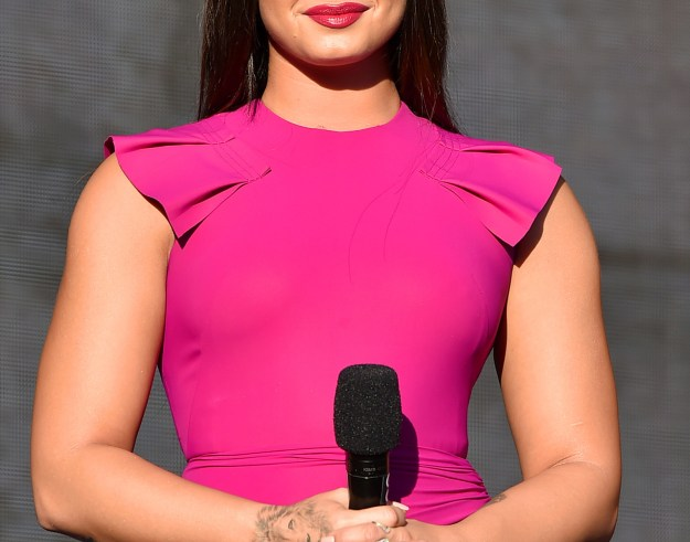 And during a recent appearance on The Jonathan Ross Show, airing Saturday, Demi opened up about the tough love her parents showed her that made her want to change.