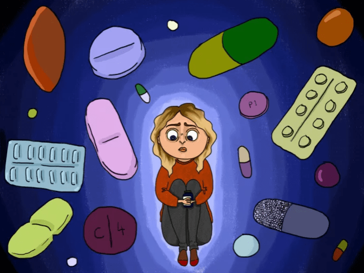 """There is no medication strictly for DID and the switching between alters. However, medications like antidepressants, antipsychotics, and tranquilizers, are useful when it comes to treating the anxiety, depression, suicidal thoughts, etc. that we can experience.""—52/Female"
