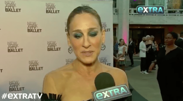 Sarah Jessica Parker, aka Carrie, was the first to break the news in an interview with Extra.