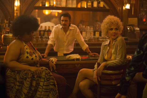 Be excited: The Deuce