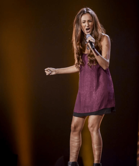 She even auditioned as a country artist on The X Factor, but Simon Cowell told her she'd never be taken seriously.