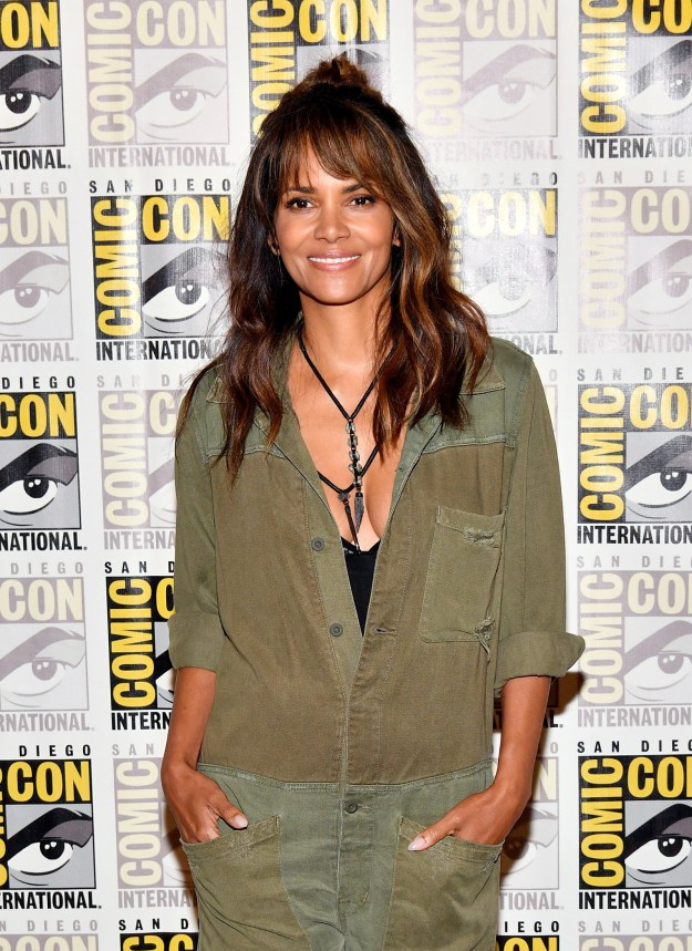 So, you know Halle Berry.
