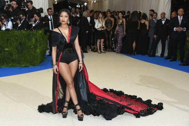 This is Nicki Minaj.