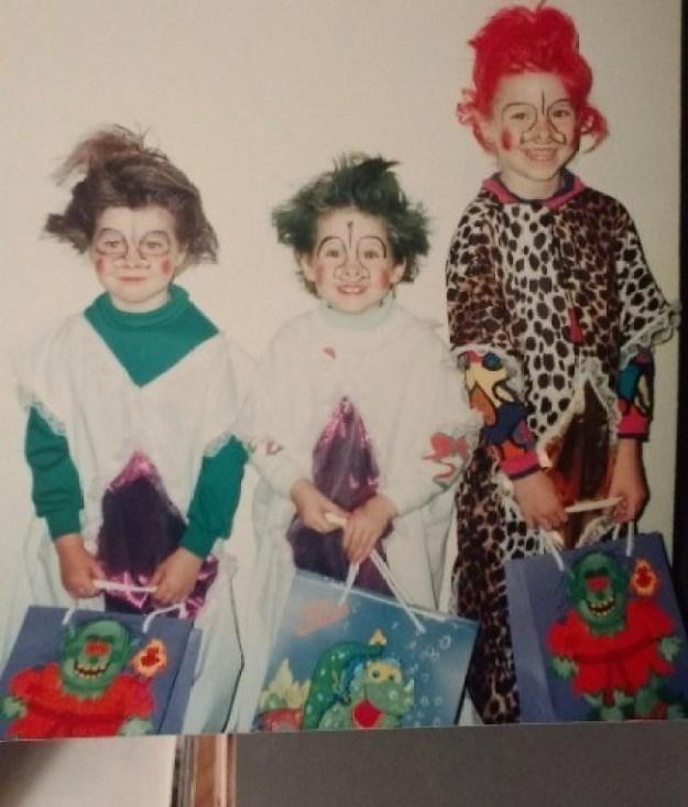 Troll dolls: