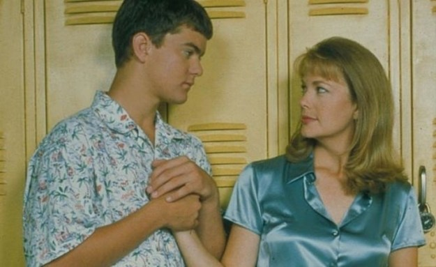 Or perhaps it was that time Pacey Witter was sleeping with his teacher on Dawson's Creek: