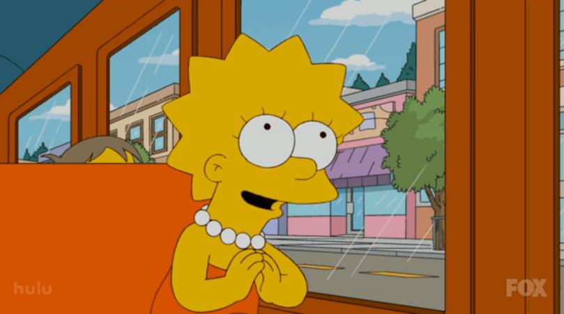 A voz da razão e de longe o membro mais inteligente da família (mesmo sendo pintada como chatinha às vezes). Você ia gostando mais dela à medida que via quantos boys se parecem com o Homer e o Bart.
