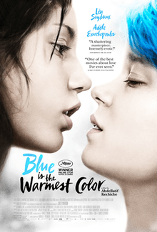 Don't be shy! Here I'll go first: One of my all-time favorite foreign movies on the streaming service is Blue is the Warmest Color, hailing from France.