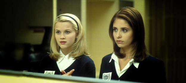 Once upon a time Reese Witherspoon and Sarah Michelle Gellar were cRaZy high schoolers in Cruel Intentions.