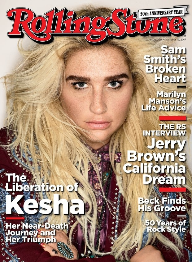 In the upcoming issue of Rolling Stone, Kesha talked about her relationship and friendship with Taylor Swift.