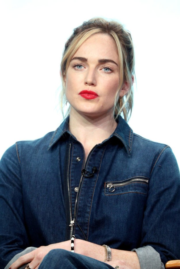 """""""To the brave women and men who are coming forward to condemn their abusers... I add my voice to the choir of support,"""" Arrow star Caity Lotz wrote on Twitter."""
