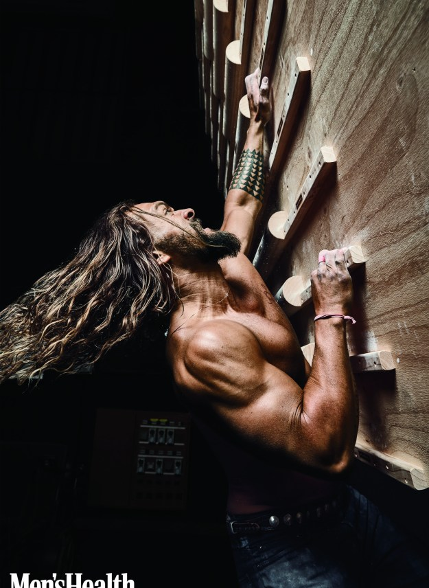 To gush over more of Jason Momoa's views on fatherhood and learn how he stays in shape, read the rest of his Men's Health interview here.