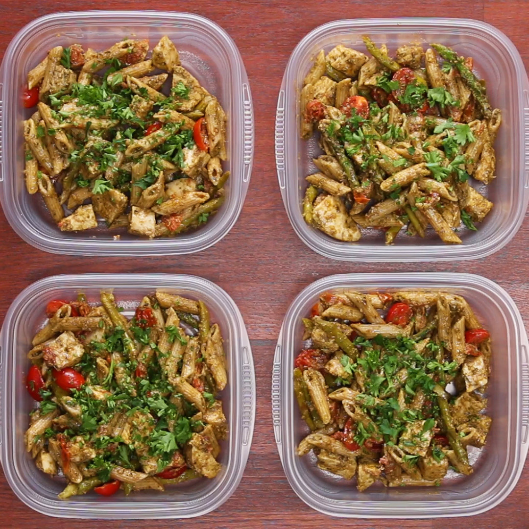10 Ways To Low-Calorie Meal Prep For Your Day