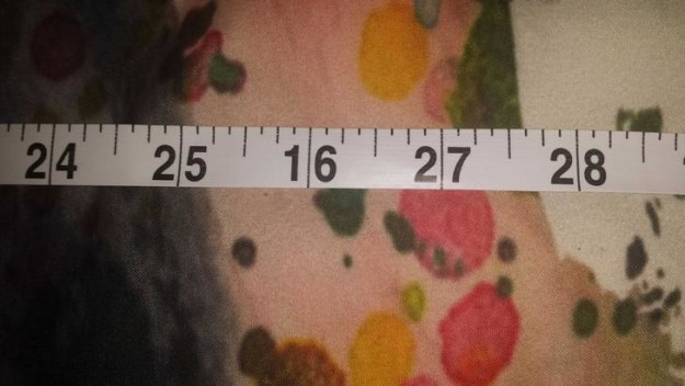 Whoever made this ruler.