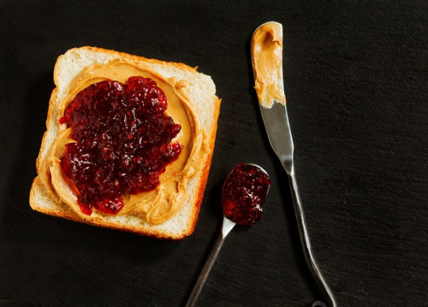 That you call this jelly instead of jam.