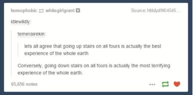 33 Really Funny Tumblr Posts That Are What You Need Right Now