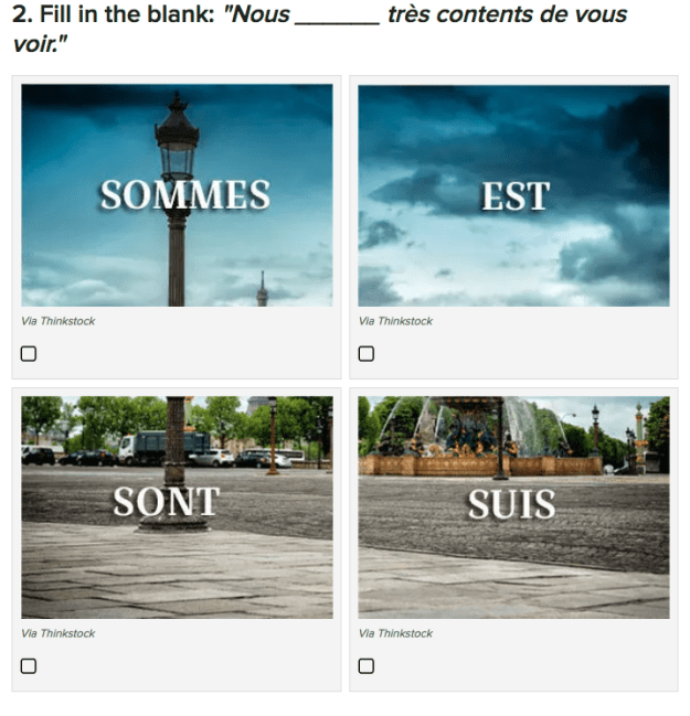 Want to know how good your French *really* is? Take this quiz!