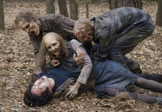 Theory Five: The colony disappeared via a zombie plague.