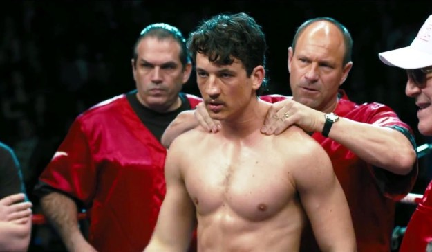 ...and he's blatantly papá in Bleed For This...