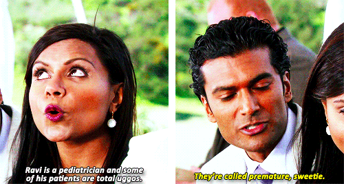When Kelly wasn't exactly a medical expert: