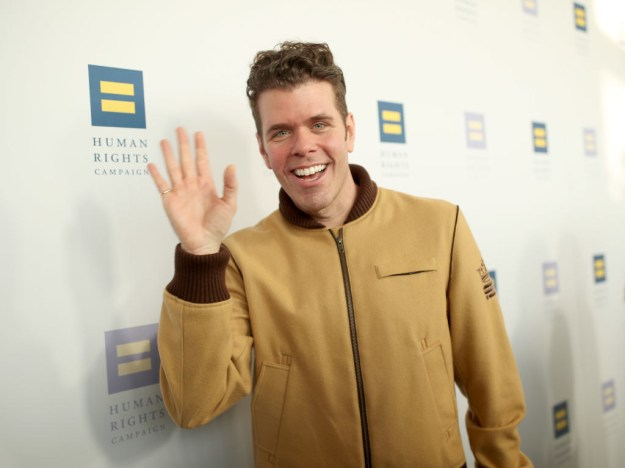 NOT COOL: Perez Hilton