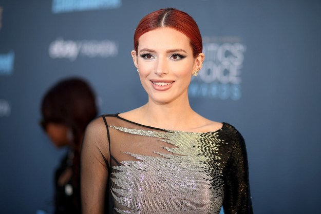 NOT COOL: Bella Thorne