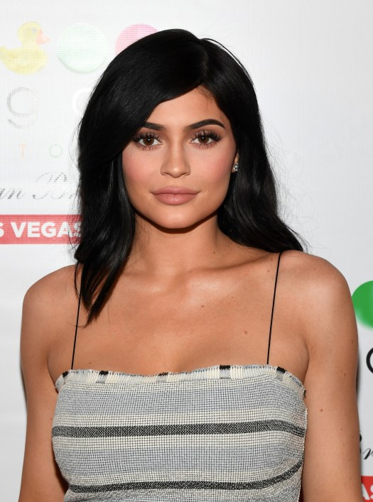 Kylie Jenner Posted Her First Full-Body Photo In Months ...