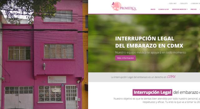 Las oficinas de Promédica están en San Borja 1151, colonia Narvarte, delegación Benito Juárez.