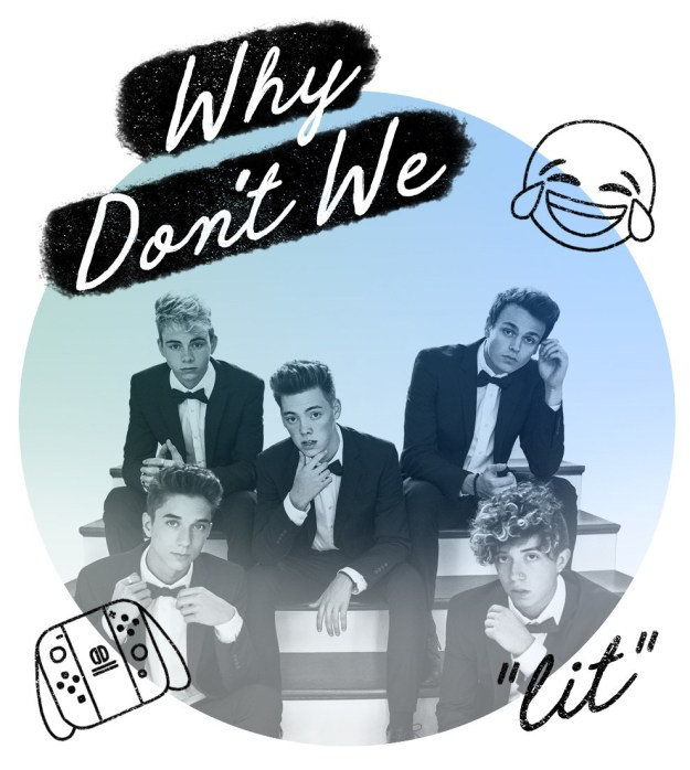 30 Things To Know About The Boyband Why Don't We