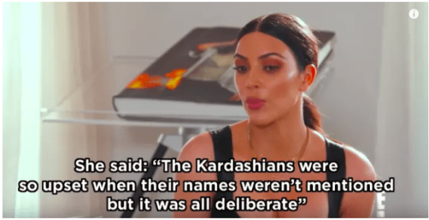 What ensued was several months of back and forth between the two camps. Caitlyn defended and reiterated her claims during TV interviews to promote her book, while the Kardashians gave their side of the story on KUWTK.