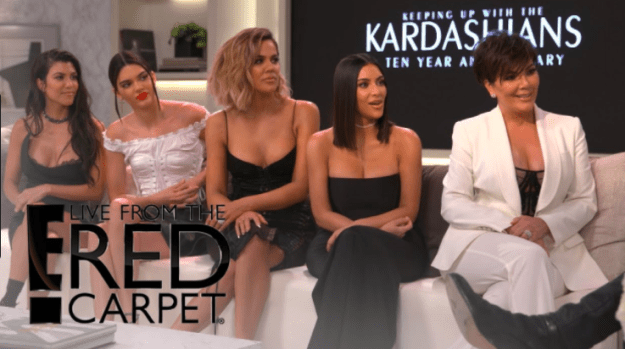This was the year that Keeping Up With The Kardashians turned ten – a pretty monumental milestone.