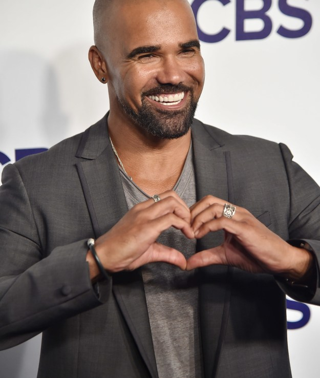 The 47-year-old Emmy Award-winning actor who's starred in projects like The Young and the Restless, Criminal Minds, The Brothers, and Diary of a Mad Black Woman? Yeah, that Shemar Moore.