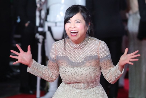 It's no secret that Star Wars newcomer and breakout star Kelly Marie Tran, who plays Rose Tico in The Last Jedi, has become an internet sensation in the past week.