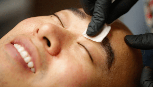Eyebrows are kind of a big deal, and microblading them is one of the newest trends when it comes to enhancing them so they look naturally darker and fuller.