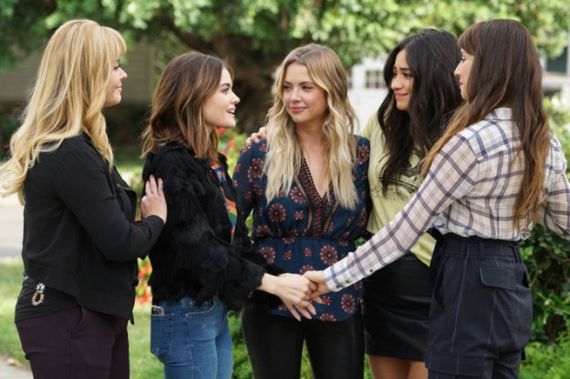10. Pretty Little Liars