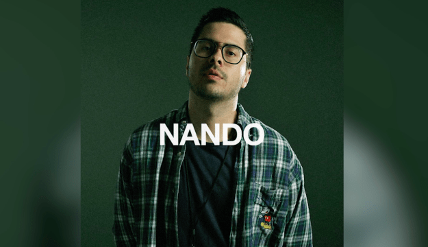 "Se he invented an alter ego named ""Nando,"" an up-and-coming music sensation who gave zero fucks."
