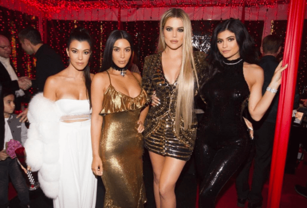 And let's not forget that Kris Jenner hosts an annual Christmas Eve party from which the family often share photos.