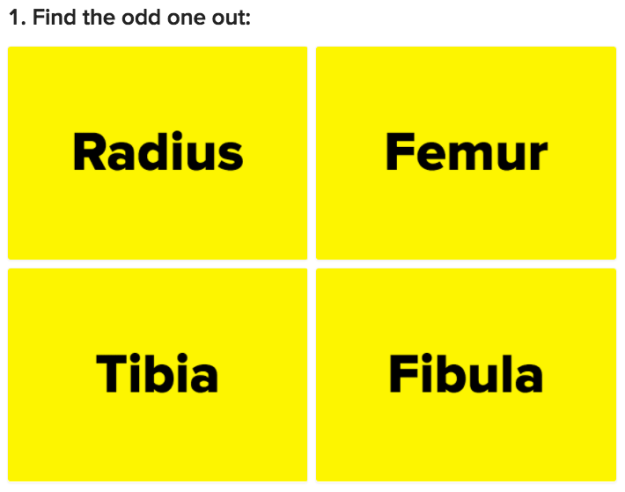 """Can You Score 17/17 In This Very Annoying """"Odd One Out"""" Quiz?"""