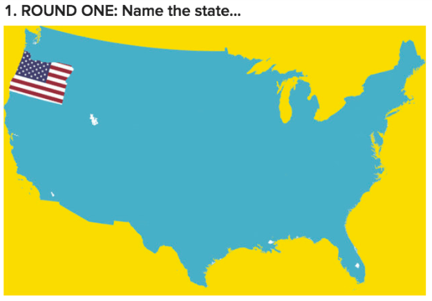 Can You Beat This Infuriatingly Difficult 4th Of July US State Quiz?