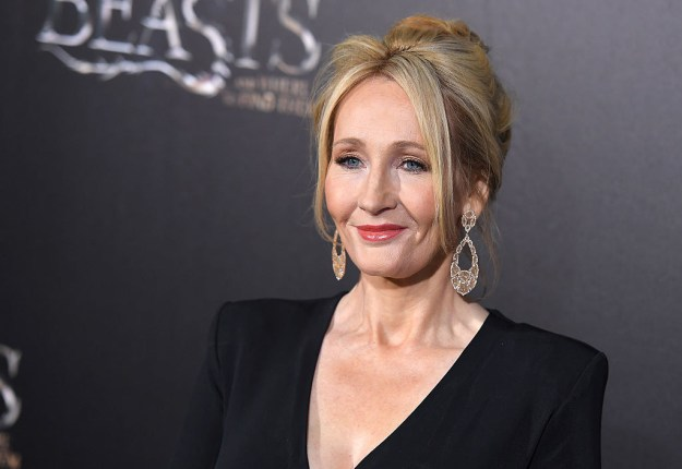 Well, we all know that the creator of the Harry Potter universe is visionary genius and creative goddess, JK Rowling.