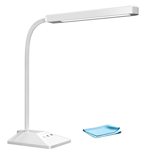 This reading lamp which has a whole lot of settings that will stop you straining your eyes when reading at night.
