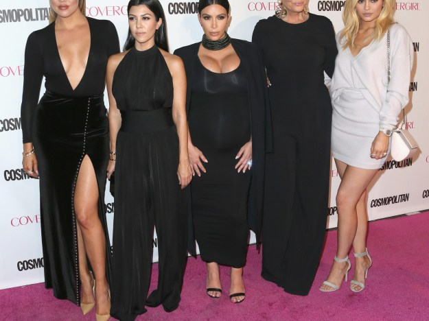 The Kardashians, however, haven't ever commented on any of the situation. That is, until now...